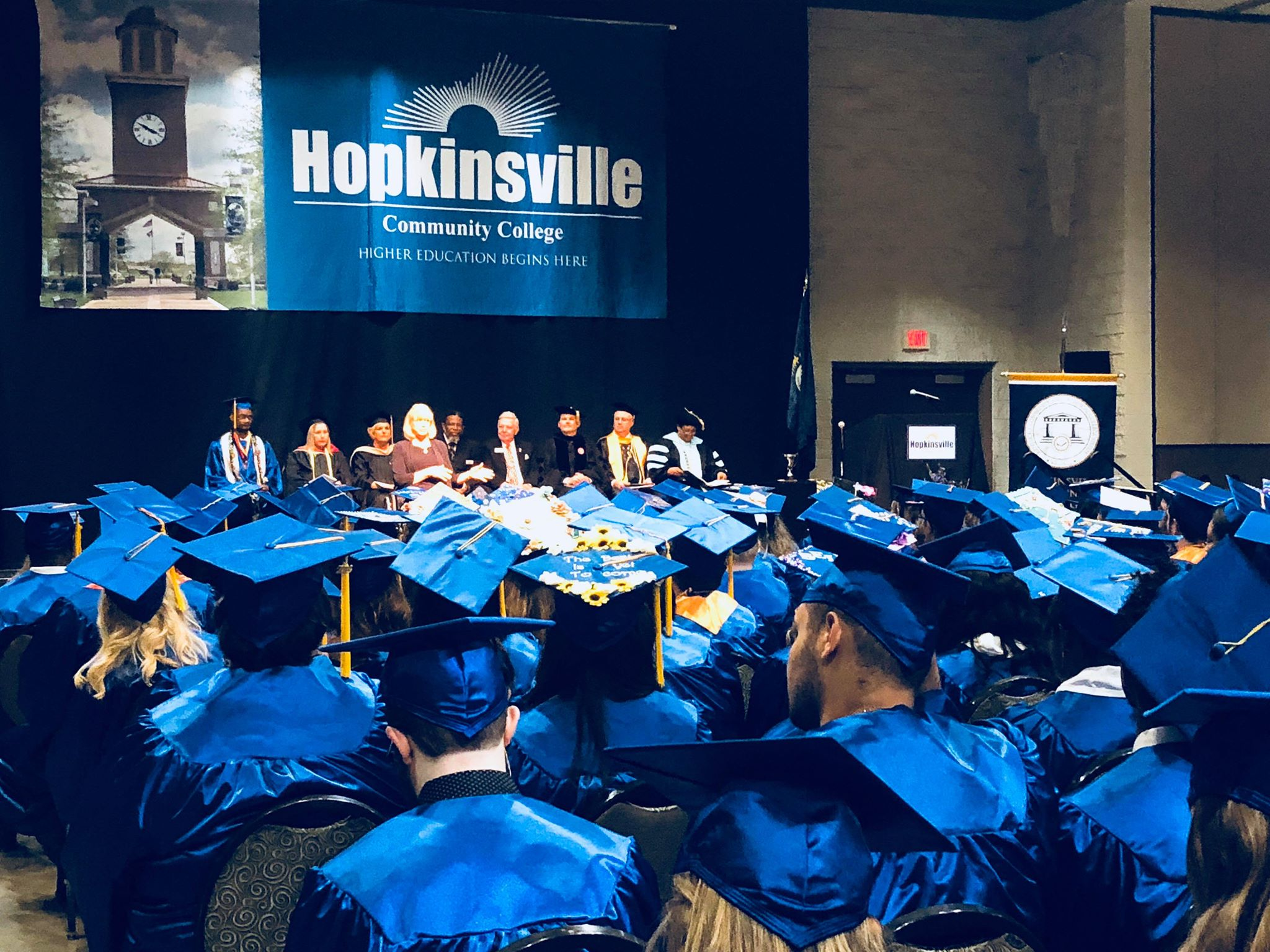 2018 HCC graduates honored at commencement
