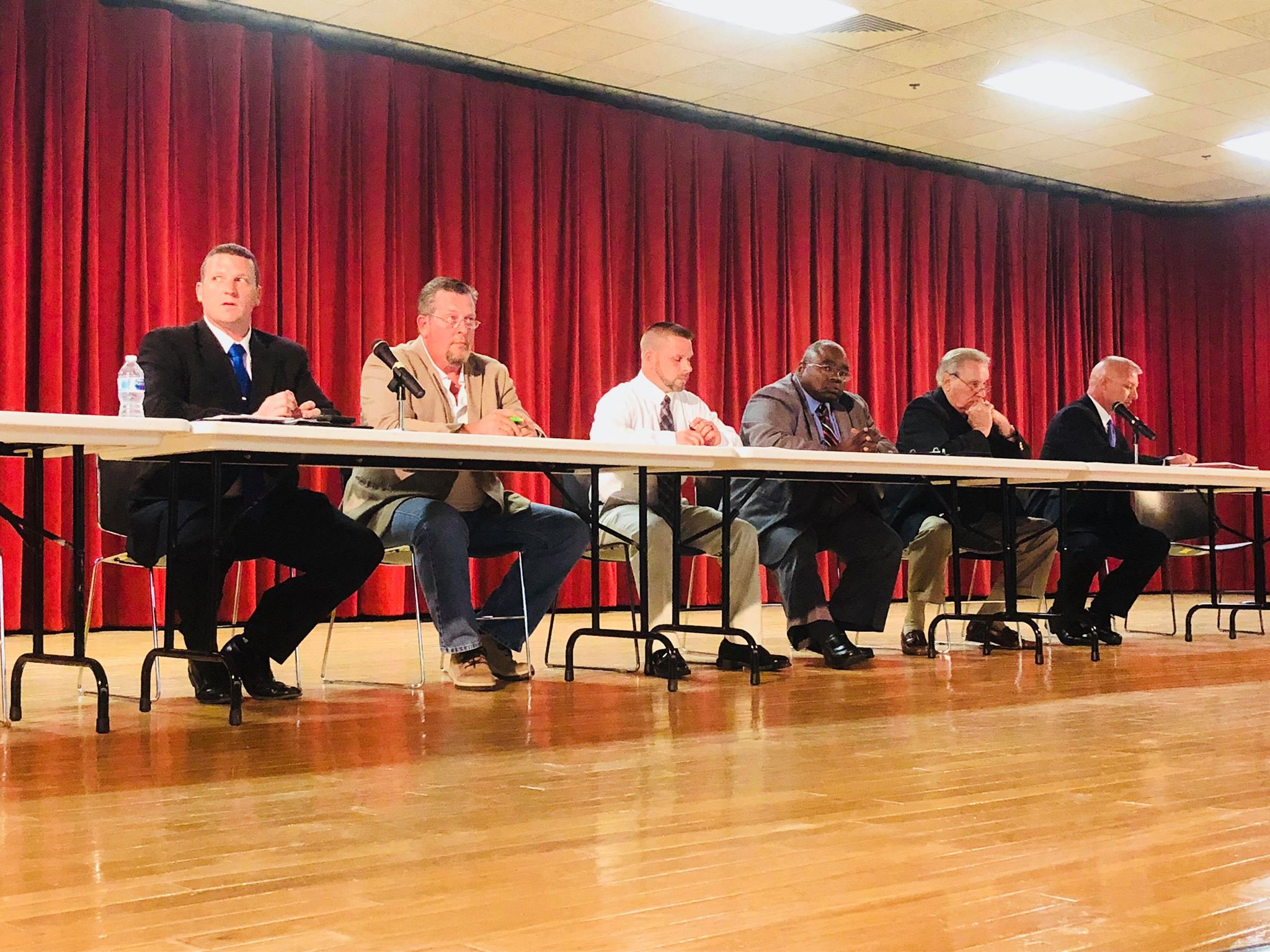 Candidates for Christian Co. sheriff meet in final debate