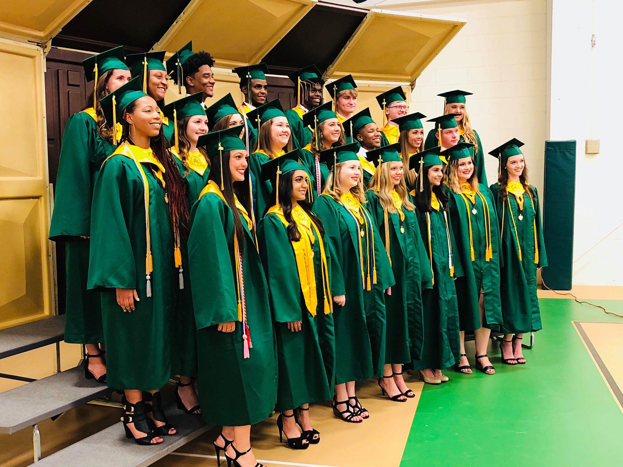 UHA graduates class of 2018