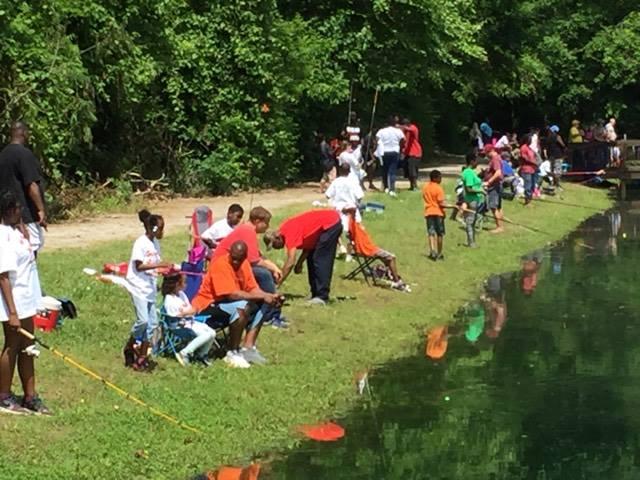 20th Take Kids Fishing Day is Saturday