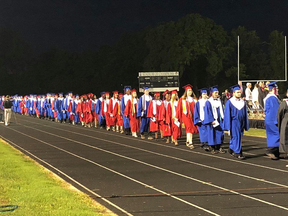 CCHS graduates class of 2018
