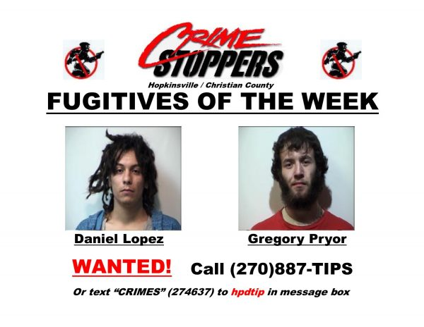 Crime Stoppers Fugitives of the Week 05/23