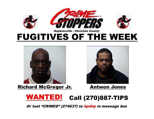 Crime Stoppers Fugitives of the Week 05/02