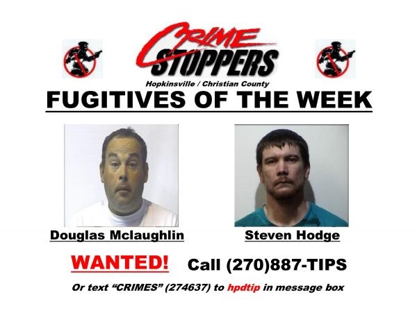 Crime Stoppers Fugitives of the Week 05/16