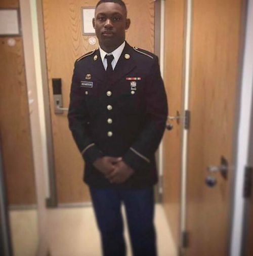 Body of missing soldier located