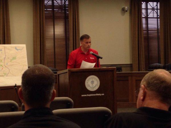 Mayor gives budget address