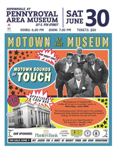 Motown at the Museum