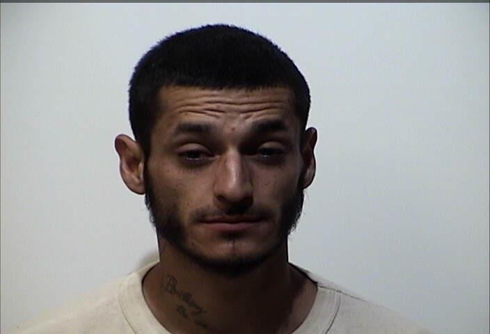 Elkton man arrested on gun charges