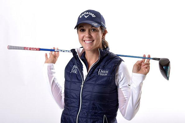 Talley contending on LPGA Tour
