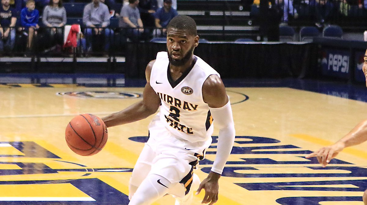 Murray State grad Stark receives OVC honor