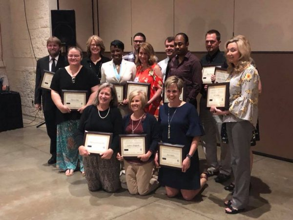 CCPS teacher, staff member of the year winners honored