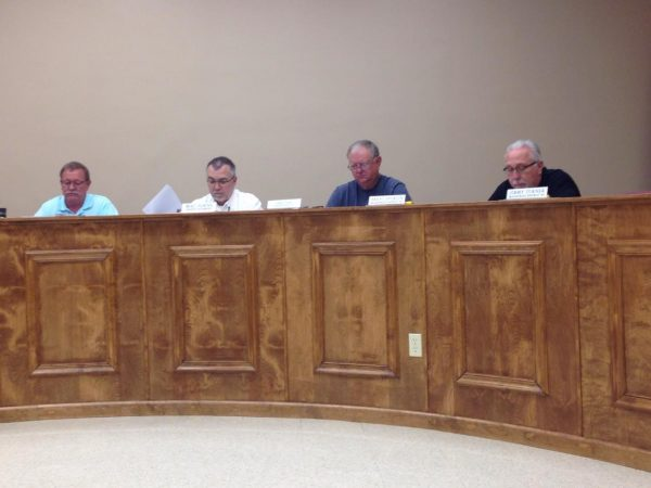 Todd Fiscal Court hears update on current budget, Novelis