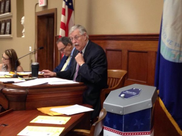Christian Fiscal Court approves first reading of budget