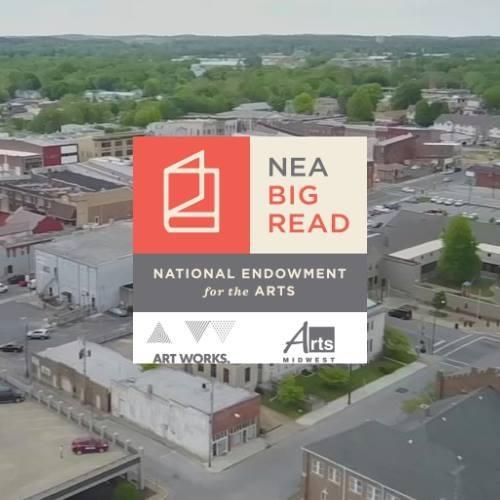 Arts Council announces Big Read grant, book