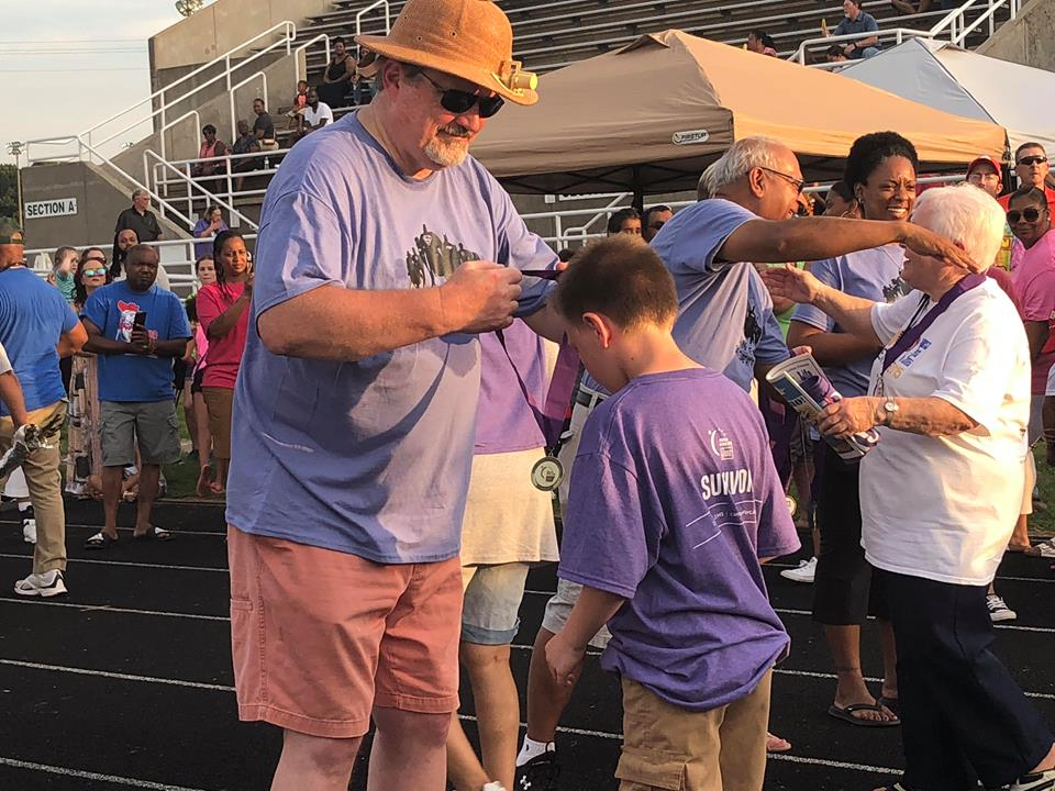 Relay for Life honors survivors, those affected by cancer