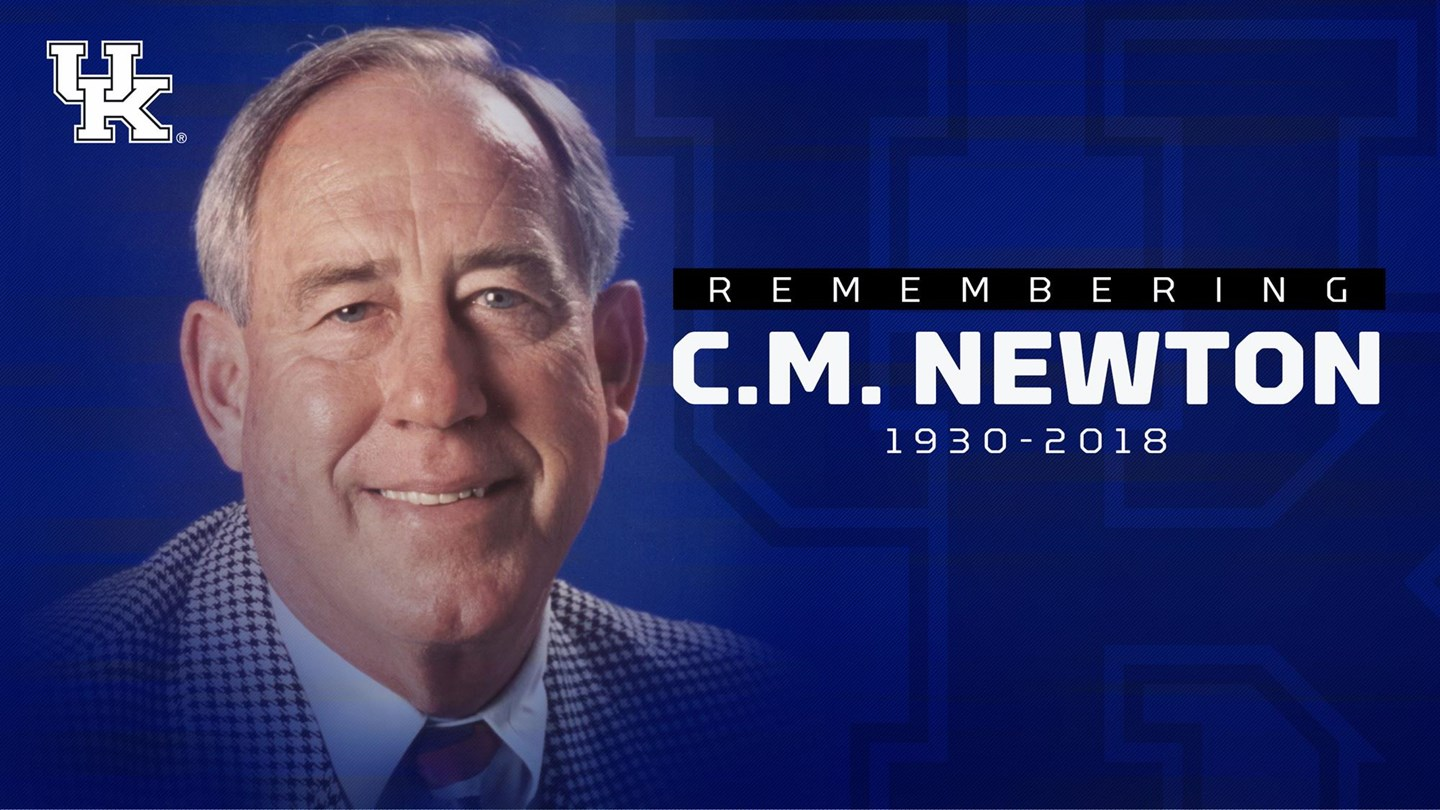 CM Newton passes away
