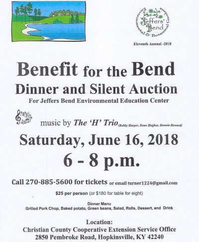 Benefit for the Bend