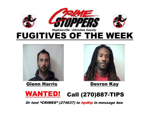 Crime Stoppers Fugitives of the Week 06/20