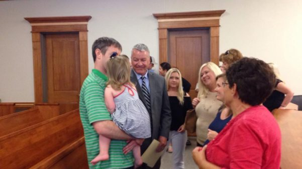 New Todd Co. judge-executive sworn in