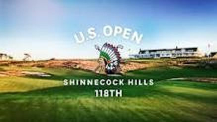 US Open underway today