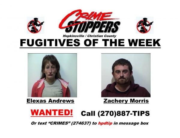 Crime Stoppers fugitives of the week 06/13