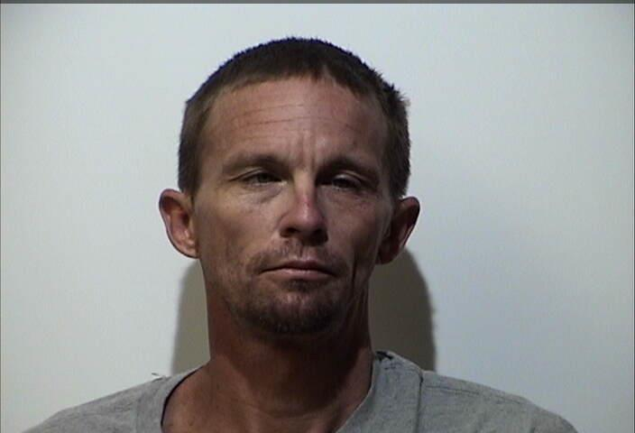 Man arrested for burglary at Public Works