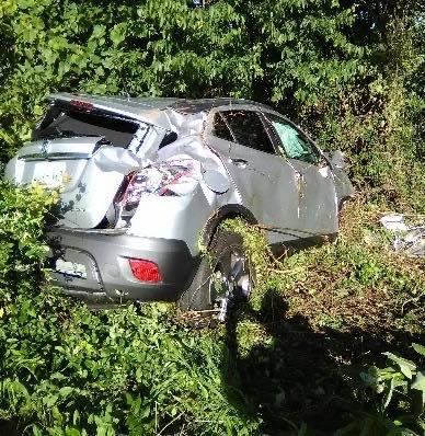 Missing woman found dead in wreck near Guthrie
