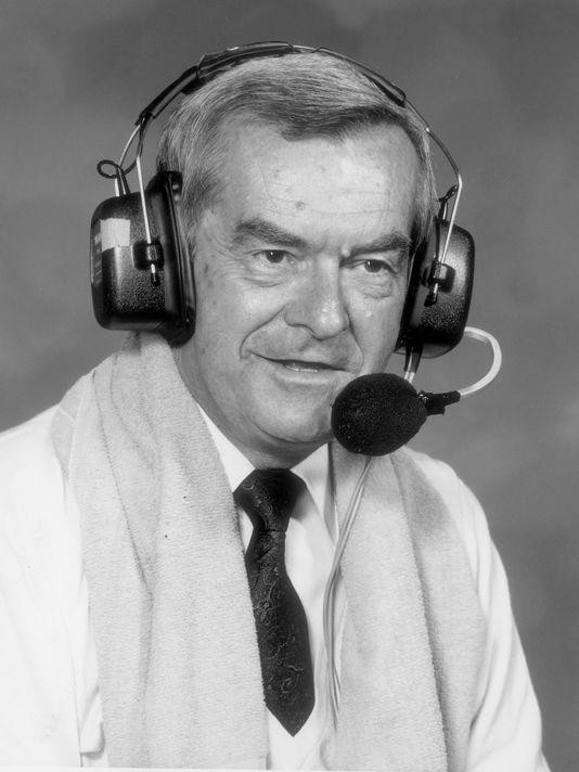 Long time Vols voice John Ward dies