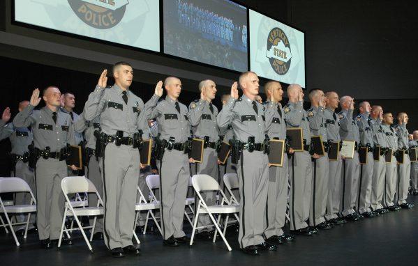 KSP graduates 42 cadets
