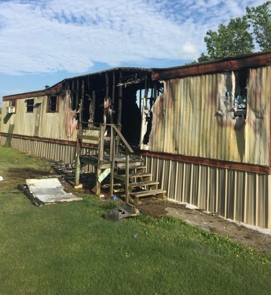 Normal Dale Drive home destroyed in Monday fire