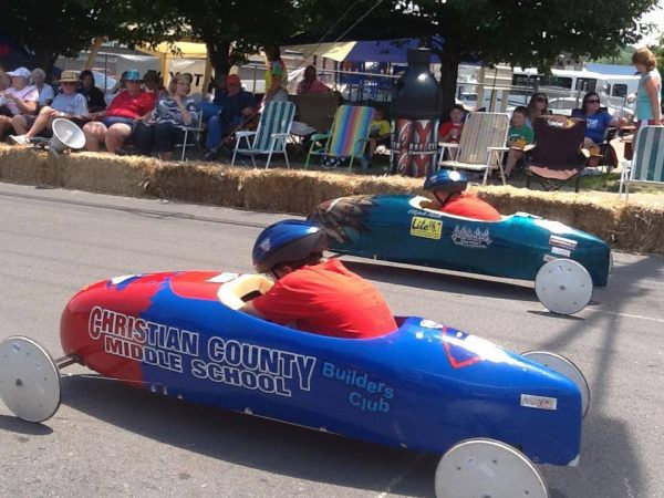 Kiwanis Soap Box Derby is Saturday