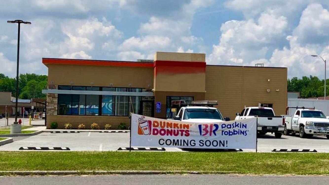 Dunkin' Donuts, Baskin Robbins coming to Hopkinsville