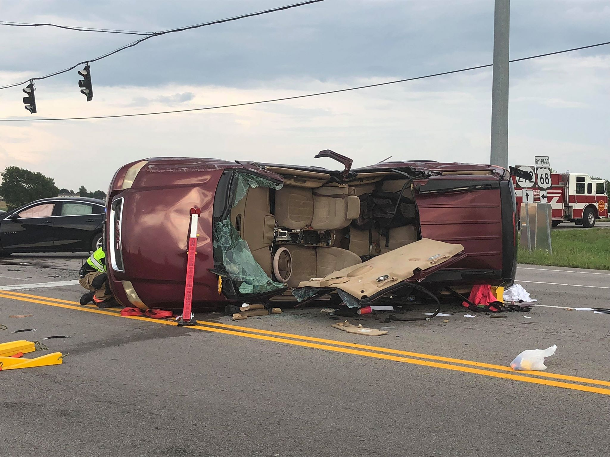 Details released on Canton Pike accident
