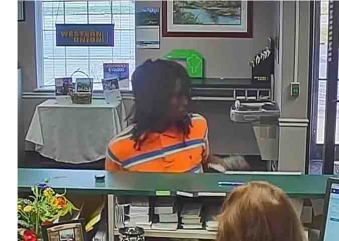 Clarksville US Bank robbed