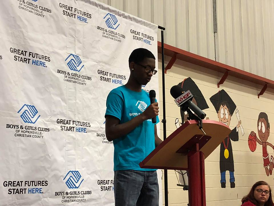 Boys and Girls Club celebrates success, looks to the future