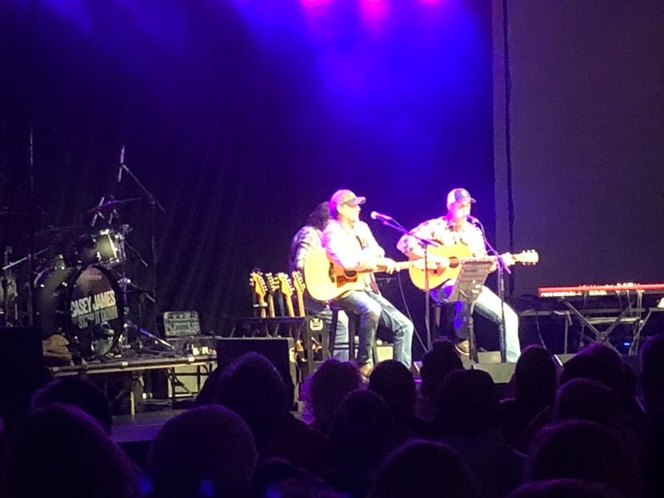 Brice Long concert raises record breaking $91,900