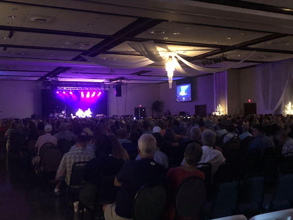 Brice Long Back 2 Back concert draws large crowds
