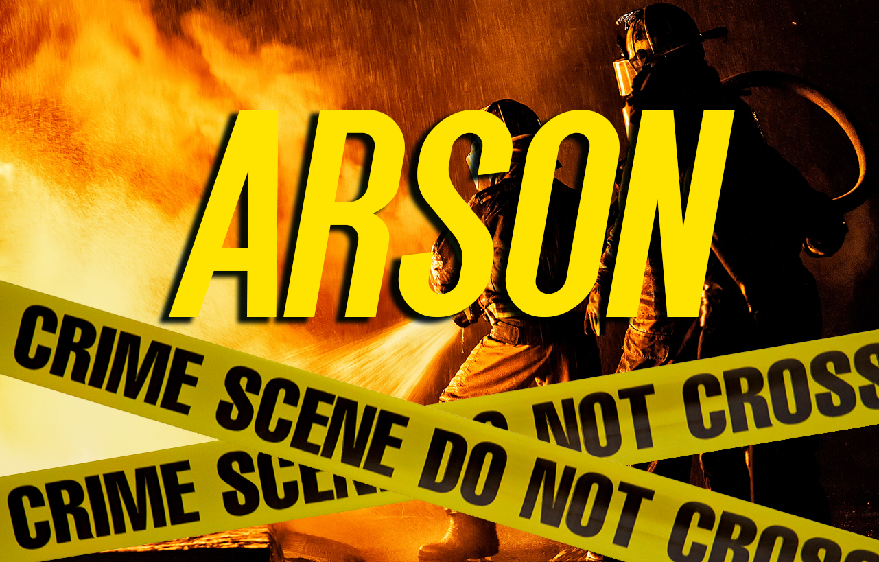 Suspect arrested in Madisonville arson