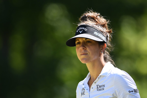 Talley at even par at Women's British Open