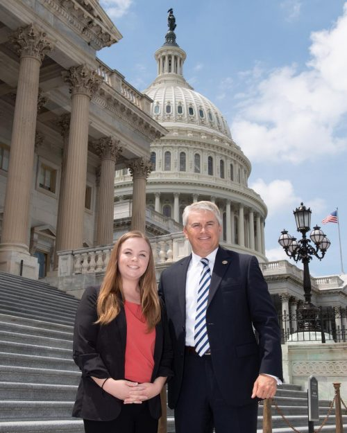 Hopkinsville native completes internship with Congressman Comer