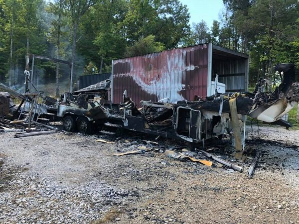 Lost River Creamery cheese plant destroyed by fire