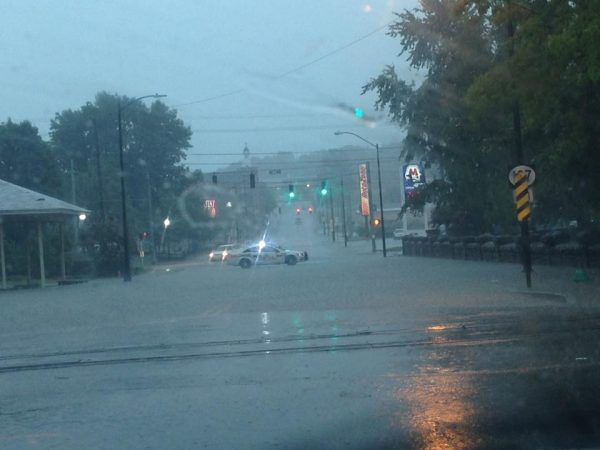 Storms bring flooding, power outages