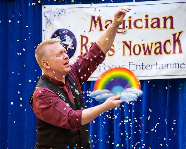 Historic Todd Co., Inc. to host magic show fundraiser