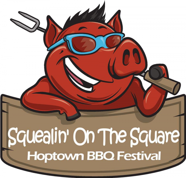 Squeelin' on the Square BBQ festival is Friday