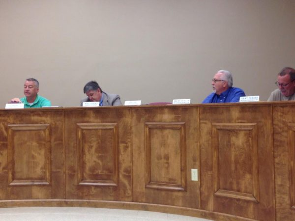 Todd Fiscal Court hears updates on broad band, trash collection