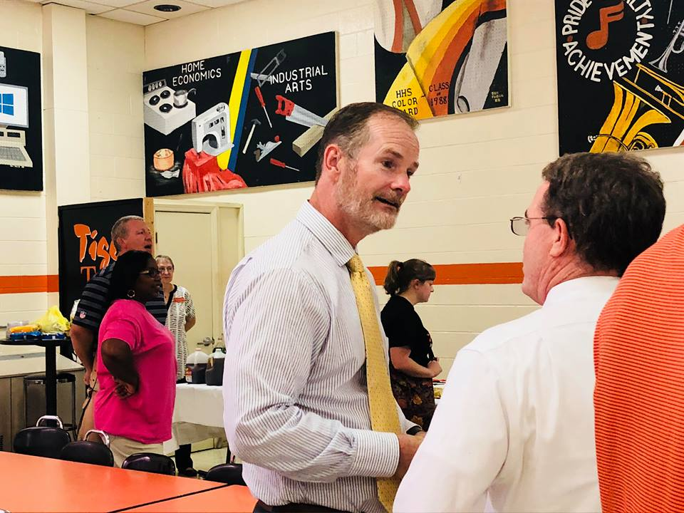 Hopkinsville High School welcomes new principal