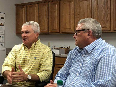 USDA Under Secretary, Comer talk ethanol, hemp