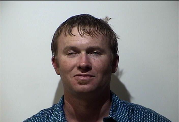 Man arrested for opiate, public intoxication charges