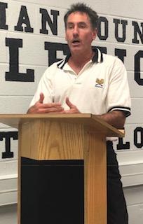 Christian County named Edmondson new track coach