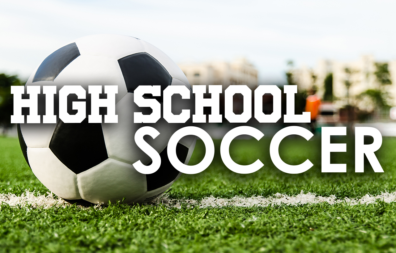 Wednesday's HS Soccer Scores/Today's matches
